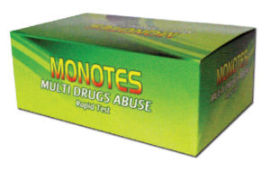 Monotes Drug of Abuse